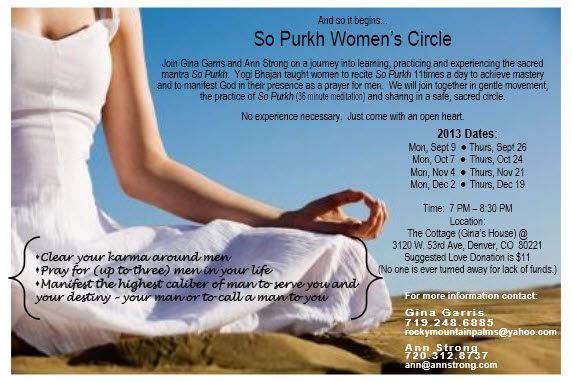 So Purkh Women's Circle