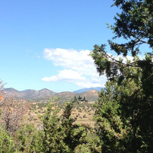 retreats in New Mexico with Ann Strong