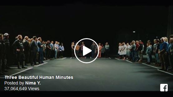 3 Beautiful Human Minutes